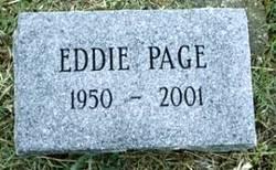 Eddie Page