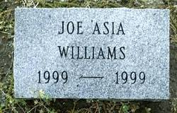 Joe 'Asia Williams