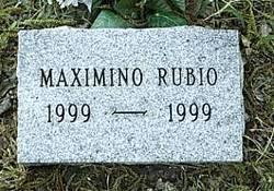 Maximino Rubio