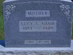 Lucy C. Adair