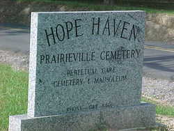 Hope Haven Cemetery