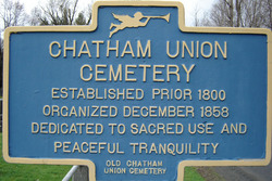 Chatham Union Cemetery