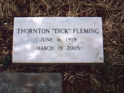 "Thornton ""Dick"" Fleming"