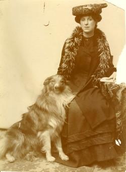 Elizabeth Ferdinande <I>Olesen</I> Hughes