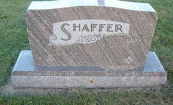 "Leon Leither ""Lee"" Shaffer"