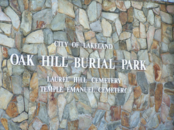 Oak Hill Burial Park