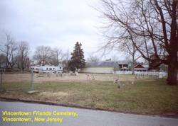 Vincentown Friends Cemetery