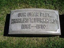 Rev Charles T. Burkhardt