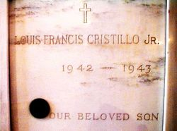"Louis Francis ""Little Butch"" Costello, Jr"