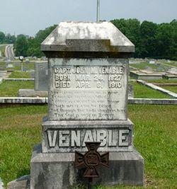 Capt John M. Venable