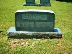 Anne <I>Bradshaw</I> Clopton