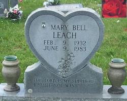 Mary Bell Leach