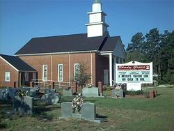 Shady Grove Missionary Baptist Church Cemetery