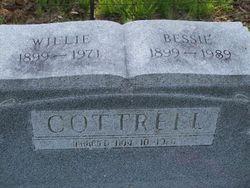 Bessie May <I>Boyer</I> Cottrell