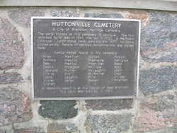Huttonville Cemetery