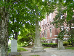 Old Knox County Courthouse Grounds