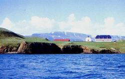 Island of Videy Churchyard