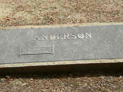 """Arvid A. """"Andy"""" Anderson"""