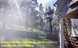 Arneys Mount Friends Burying Ground