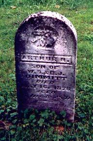 Arthur Neal Dimmitt
