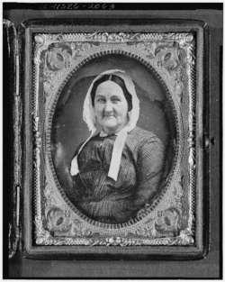 Louisa <I>Van Velsor</I> Whitman