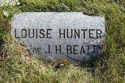 Louise <I>Hunter</I> Beatty
