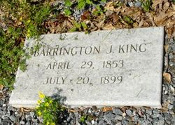 Barrington J. King