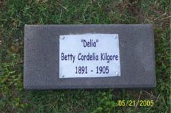Betty Cordelia   Delia Kilgore