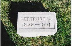 Gertrude C Brooks