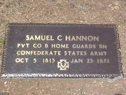 Pvt Samuel Clark Hannon