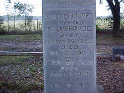 Mary Eleanor <I>Hoover</I> McBryde