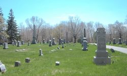 New Mansfield Center Cemetery
