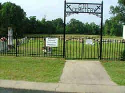 Gill Community Cemetery