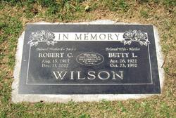 Betty Louise <I>Felder</I> Wilson