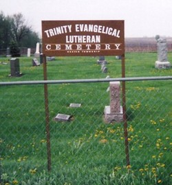 Trinity Evangelical Lutheran Cemetery