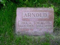 Ida Allie <I>Dykes</I> Arnold