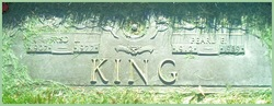 Pearl E. <I>Warfield</I> King