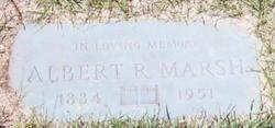 Albert R Marsh