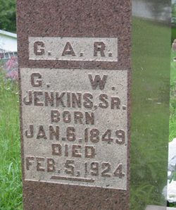 PVT George Washington Jenkins