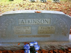 William R Atkinson