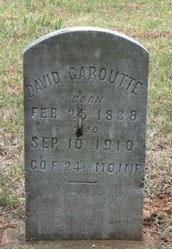David Garoutte