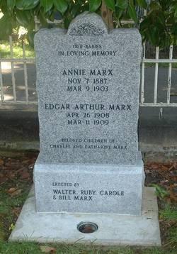 Annie Marx