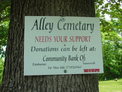 Alley Cemetery