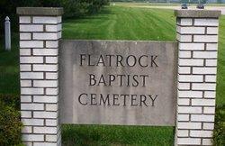 Flatrock Baptist Cemetery