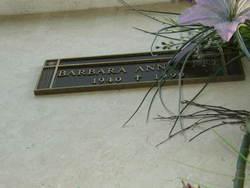 Barbara Ann Burke