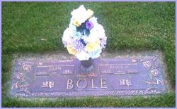 Alice A. <I>Davis</I> Bole