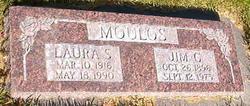 Laura Sophia <I>Syddall</I> Moulos