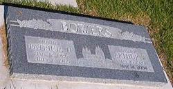 Patricia Lee <I>Hiatt</I> Bowers