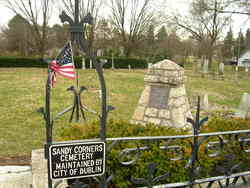 Sandy Corners Cemetery