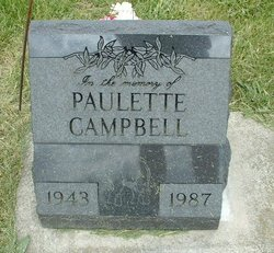 Paulette Campbell